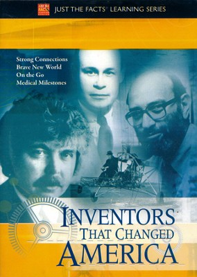 Inventors That Changed America DVD Set  -