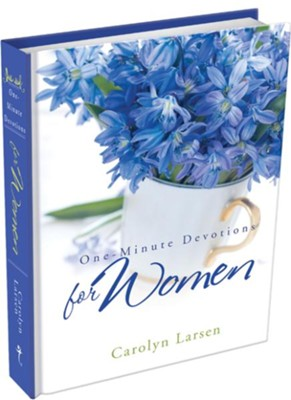 One Minute Devotions for Women  -     By: Carolyn Larsen