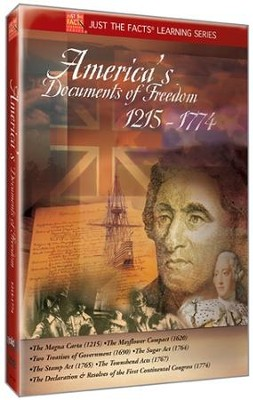 America's Documents of Freedom 1215-1774 DVD  -