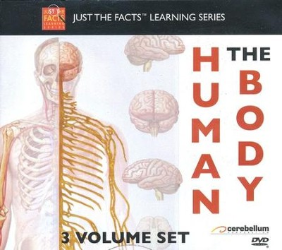 The Human Body DVD Set  -