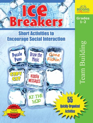 Ice Breakers  -     By: Bonnie J. Krueger