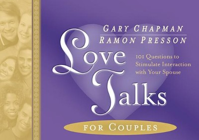 Love Talks for Couples - eBook  -     By: Gary Chapman, Ramon Presson