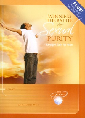 Winning the Battle for Sexual Purity 3 CD Set  -     By: Christopher West