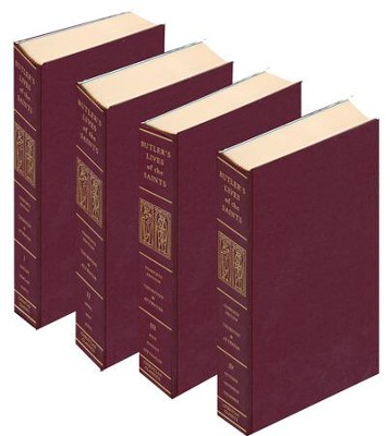 Lives of the Saints, 4 Volumes   -     Edited By: Donald Attwater, Alban Butler
