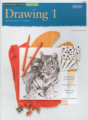 Beginner's Guide: Drawing, Book 1  -