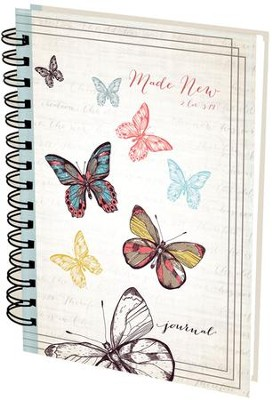 Made New, Wirebound Journal  -