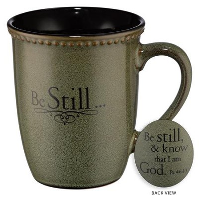 Be Still and Know Mug  -