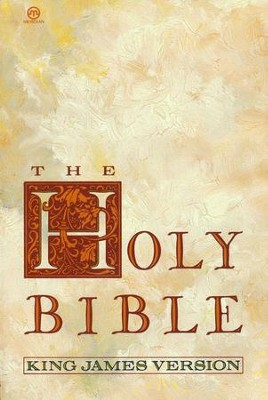 The Holy Bible: King James Version (KJV), Text Edition   -     By: Plume Books