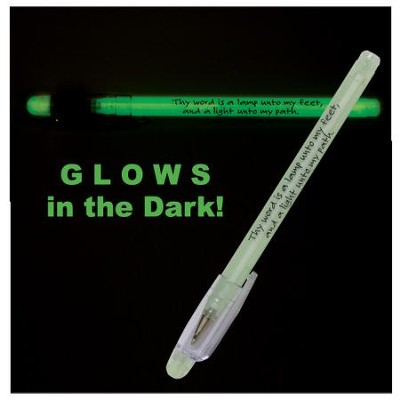 God Lights Our Way Glow-in-the-Dark Pen  -