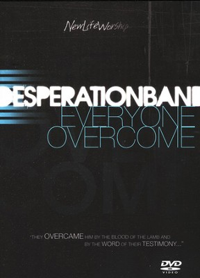 Everyone Overcome DVD  -     By: Desperation Band