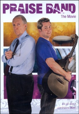 Praise Band: The Movie, DVD   -