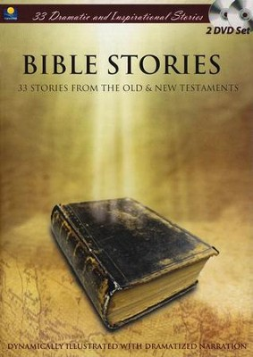 Bible Stories 2 DVD Set  -