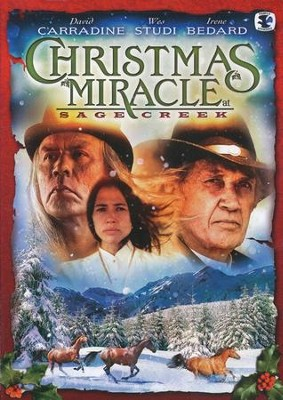 Christmas Miracle at Sage Creek, DVD   -