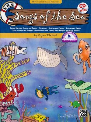 S.O.S. Songs of the Sea Book and Audio CD  -     By: Lynn Kleiner