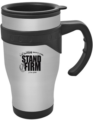 Stand Firm Travel Mug  -