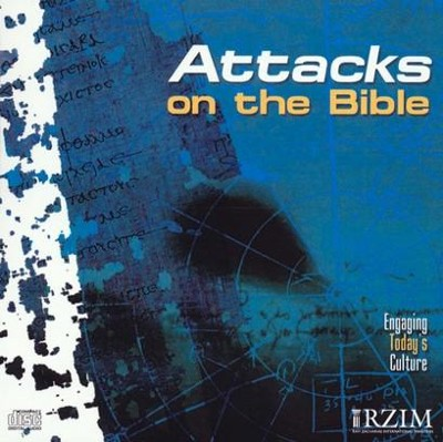 Attacks on the Bible, CD   -     By: Amy Orr-Ewing