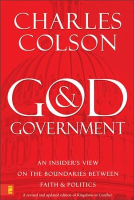 God and Government - eBook  -     By: Charles Colson