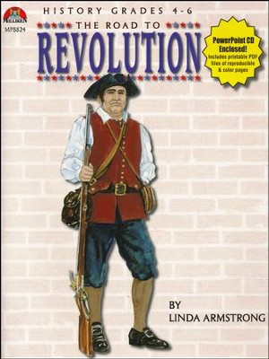 The Road to Revolution Book and PowerPoint CD  -