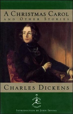 A Christmas Carol and Other Stories - eBook  -     By: Charles Dickens, John Irving