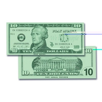 $10 Bills Set of 100  -