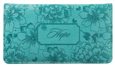 Hope Checkbook Cover  -