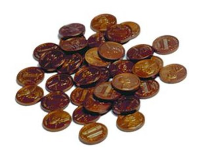 Pennies Set of 100  -