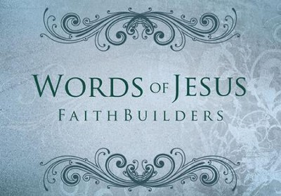 Faithbuilders Devotional Cards, Words of Jesus  -