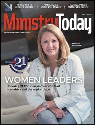 Ministry Today 1 year International subscription   -