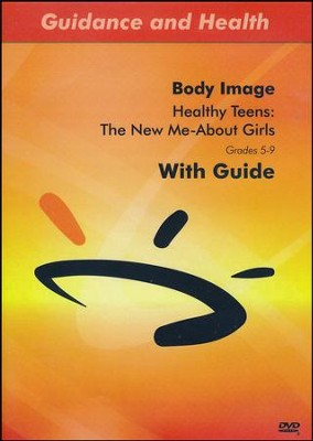 Healthy Teens: The New Me-About Girls DVD & Guide  -