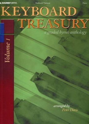 Keyboard Treasury, Volume 1   -     By: Peter Davis