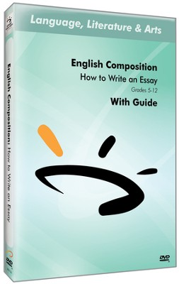 How to Write an Essay DVD  -