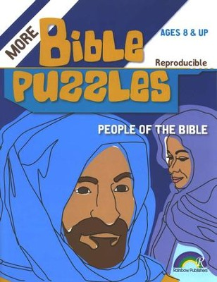 More Bible Puzzles: People of the Bible   -