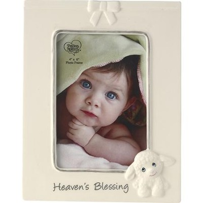 Heaven's Blessing, Luffie the Lamb, Photo Frame  -