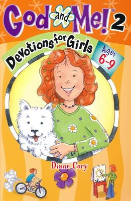 God And Me 2: Fun Devotions for Girls Ages 6 to 9   -     By: Diane Cory
