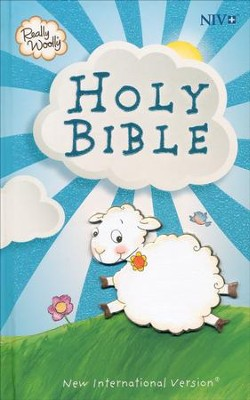 NIV Really Woolly Bible  -     By: Dayspring