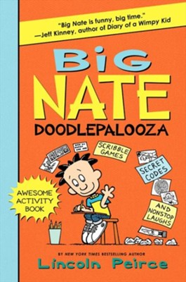 Big Nate Doodlepalooza  -     By: Lincoln Peirce     Illustrated By: Lincoln Peirce
