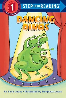 Dancing Dinos - eBook  -     By: Sally Lucas