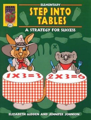 Step into Tables  -