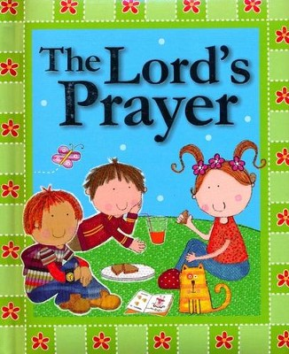 The Lord's Prayer Board Book  -