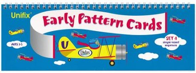 Unifix Early Pattern Book 4, Mixed Sequences  -