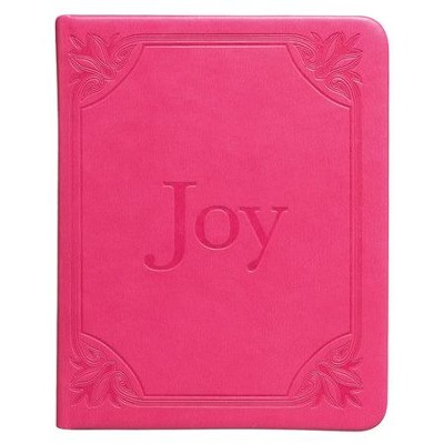 Pocket Inspirations of Joy, Lux-Leather  -