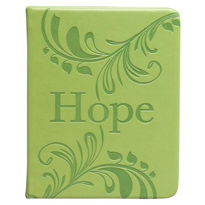 Pocket Inspirations of Hope , Lux-Leather  -
