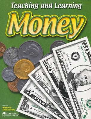 Teaching and Learning Money Activity Book  -