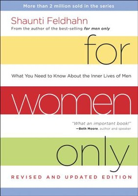 For Women Only: What You Need to Know about the Inner Lives of Men - eBook  -     By: Shaunti Feldhahn