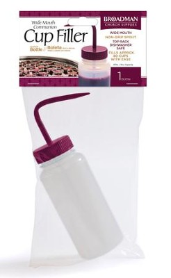 Wide Mouth Communion Cup Filler  -