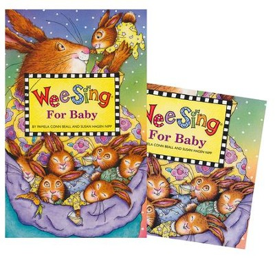 Wee Sing for Baby  -     By: Pamela Conn Beall, Susan Hagen Nipp