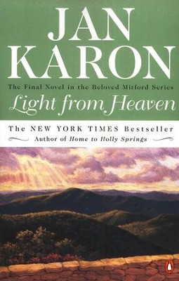 Light from Heaven #9 - Large Print   -     By: Jan Karon