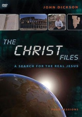 Christ Files: A Search for the Real Jesus--DVD   -     By: John Dickson