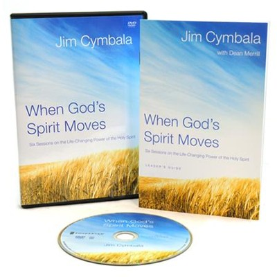 When God's Spirit Moves: DVD, Six Sessions on the Life-Changing Power of the Holy Spirit   -     By: Jim Cymbala