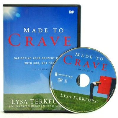 Made to Crave: Satisfying Your Deepest Desire with God, Not Food DVD  -     By: Lysa TerKeurst